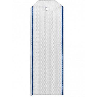 Погоны ВДВ Рядовой голубой кант на белую рубашку