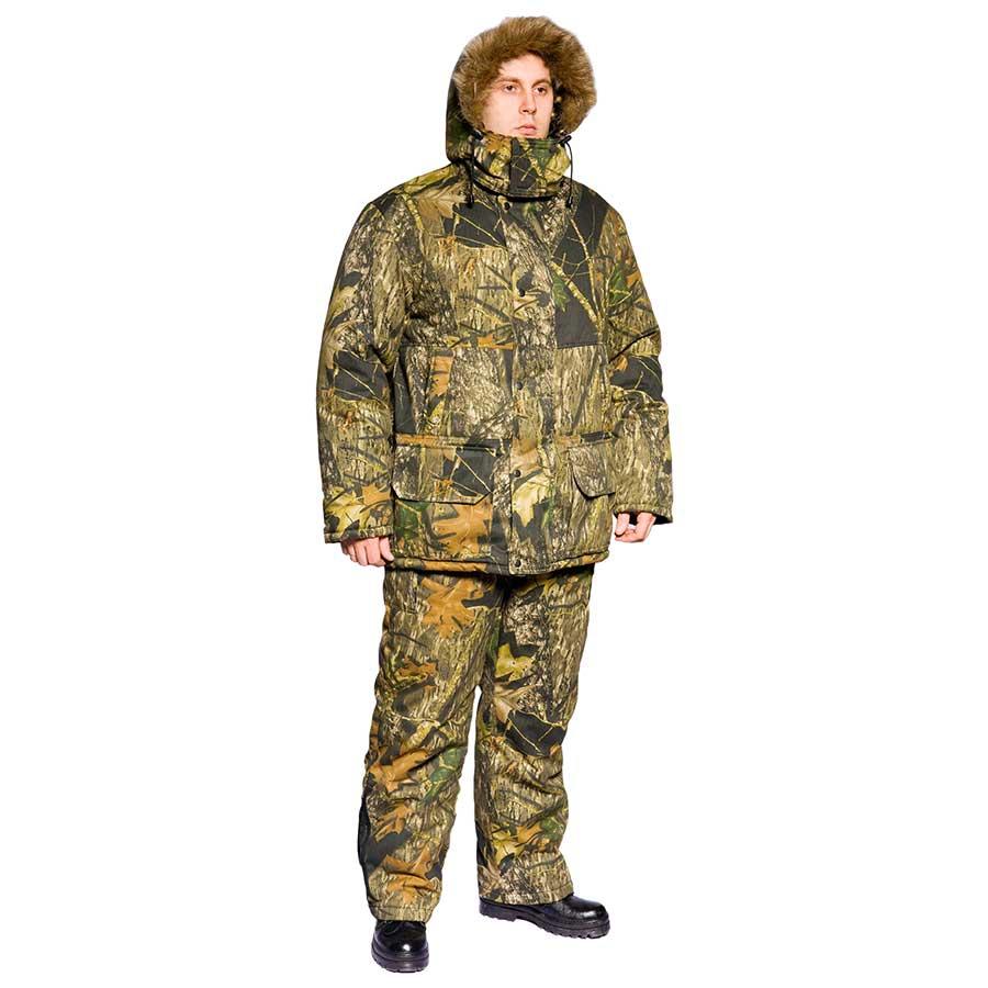 Костюм для зимней охоты Таёжник, Зимние костюмы - арт. 974310258