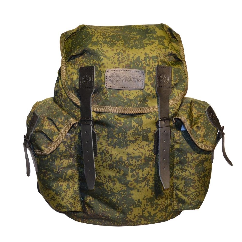 Рюкзак PRIVAL Бойскаут 25-OXF, камуфляж-цифра