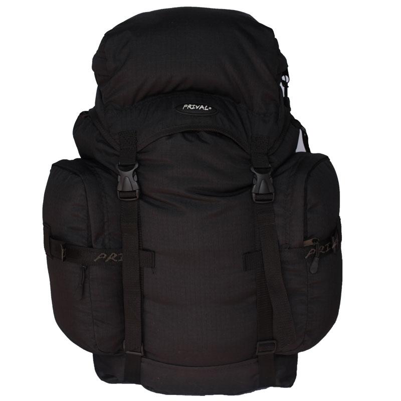 Рюкзак PRIVAL Кузьмич 45 черный