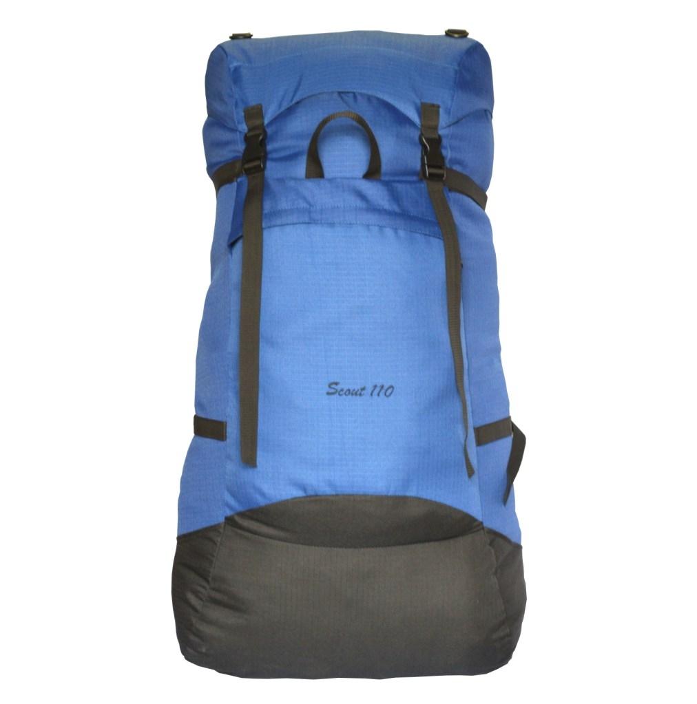 Рюкзак Скаут 110л цвет василек, Экспедиционные рюкзаки - арт. 404990270
