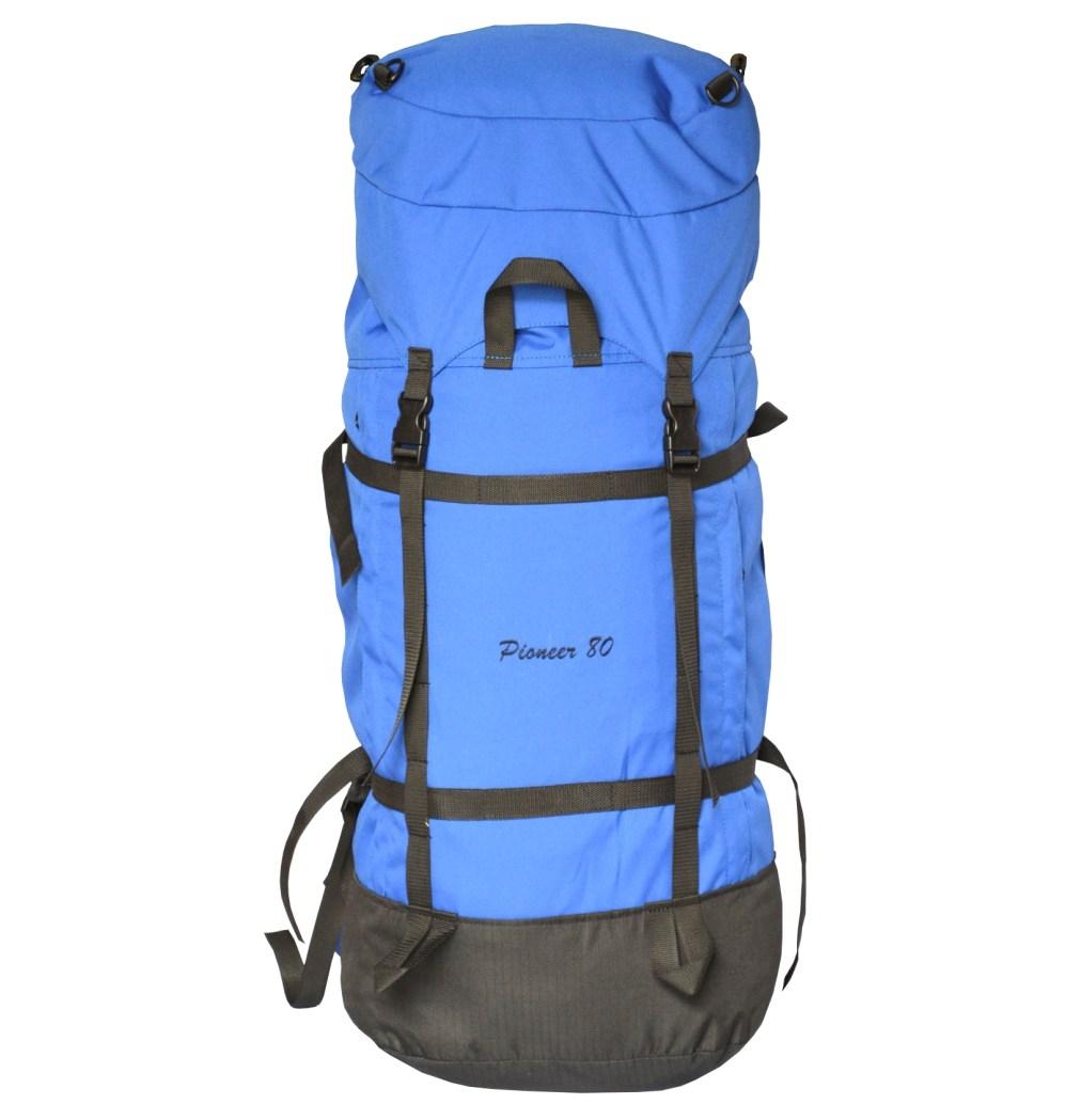 Рюкзак Пионер 80л цвет синий, Экспедиционные рюкзаки - арт. 494640270