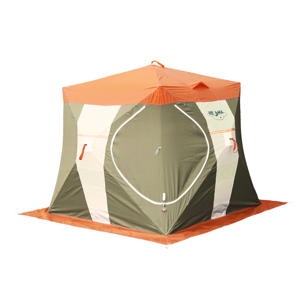 Палатка для зимней рыбалки Нельма Куб 2