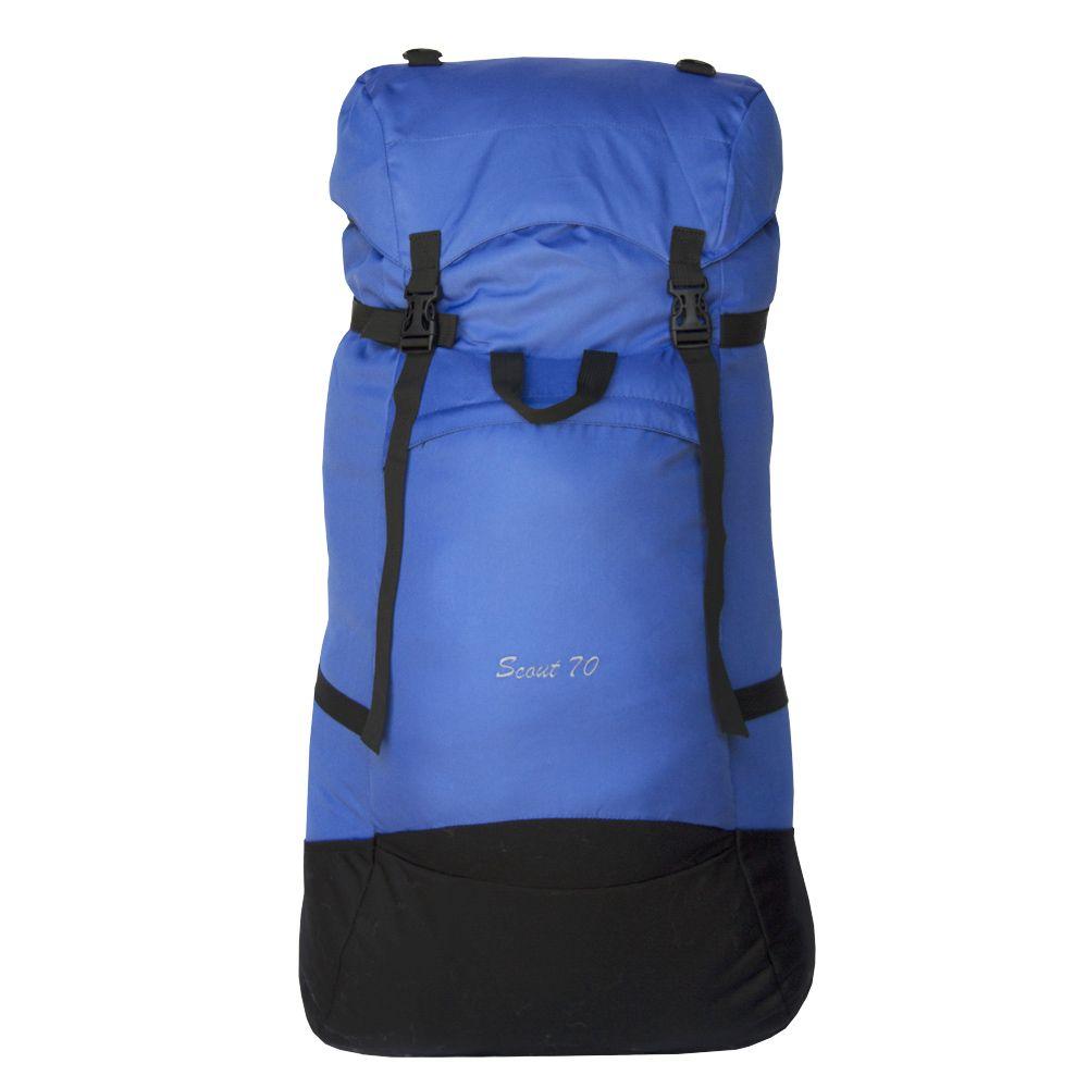 Купить Рюкзак Скаут 70 Голубой Голубой, Prival