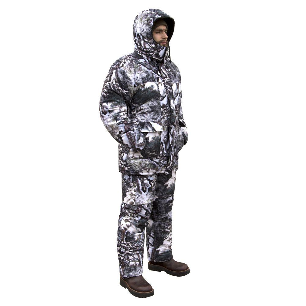 Костюм для зимней охоты и рыбалки Байкал-2 V.2, Зимние костюмы - арт. 975070258