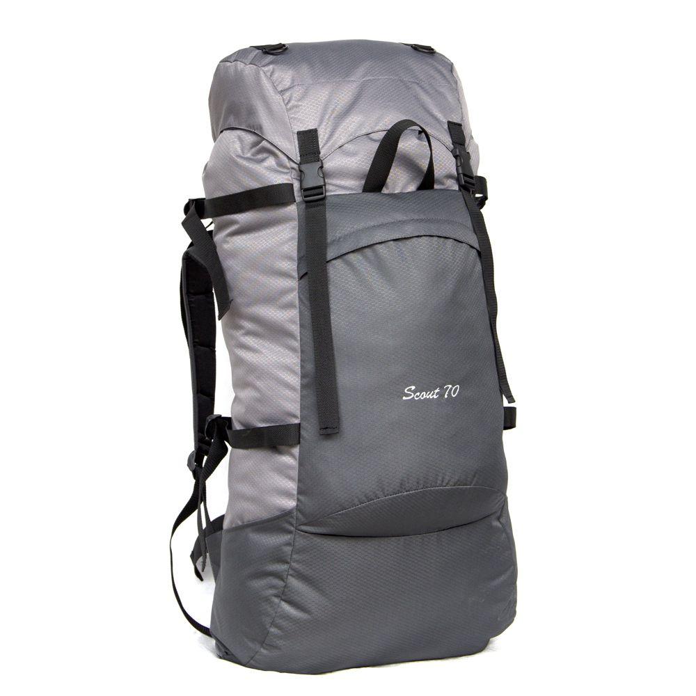 Рюкзак Скаут 70 Серый темно-серый Серый, Тактические рюкзаки - арт. 975210264