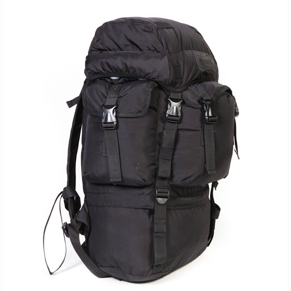 Рюкзак Бобер КД 55 Чёрный Чёрный, Рюкзаки для охоты и рыбалки - арт. 1026810285