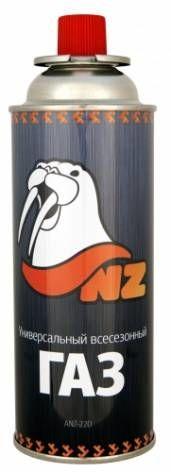 Баллон газовый NZ 220гр.