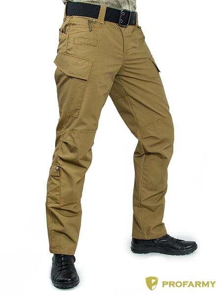 Брюки тактические Condor TPR-07 (coyote brown), Тактические брюки - арт. 861500344