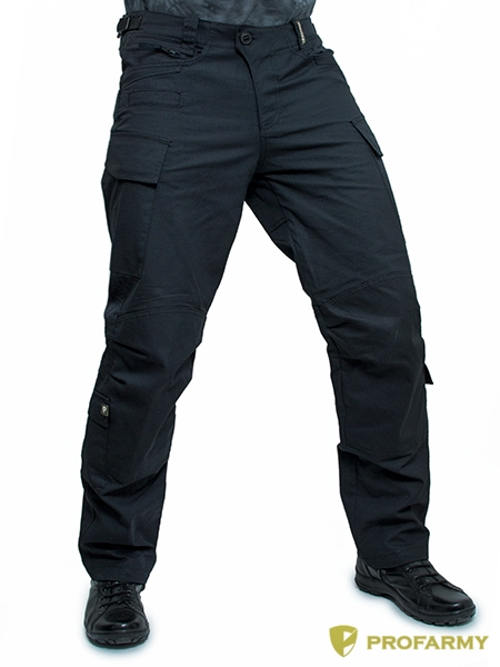 Брюки тактические Condor TPS-16 (черный), Тактические брюки - арт. 861520344
