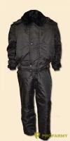 (М) Куртка Снег-М черн.оксф.