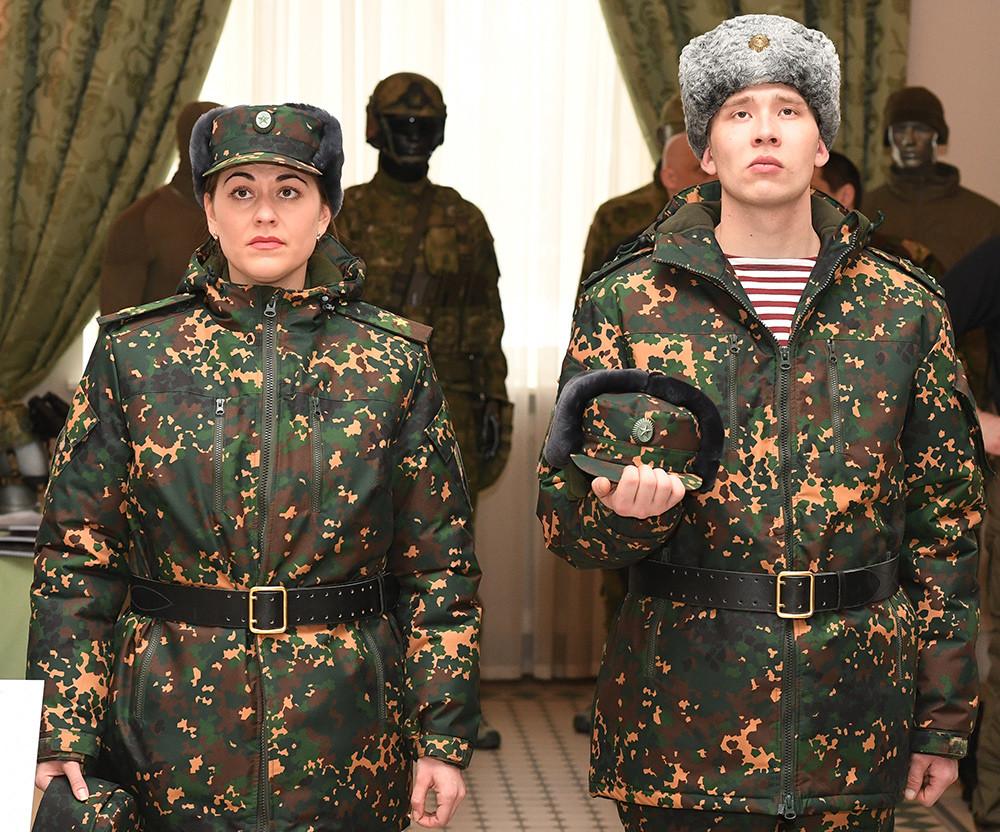 новая форма национальной гвардии россии фото успех