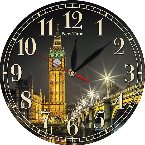 Настенные часы New Time A47