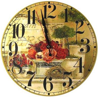 Настенные часы Akita C451
