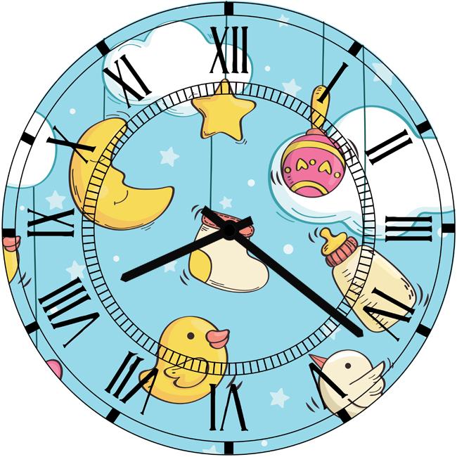Настенные часы SvS 3501206