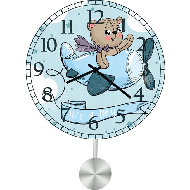 Настенные часы SvS 3011208