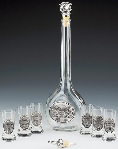 Набор для водки из 8 предметов Artina SKS 15182