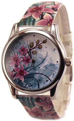 Наручные часы женские Shot Style Orchid
