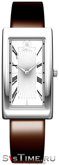 Наручные женские часы Qwill 6053.00.00.9.11A