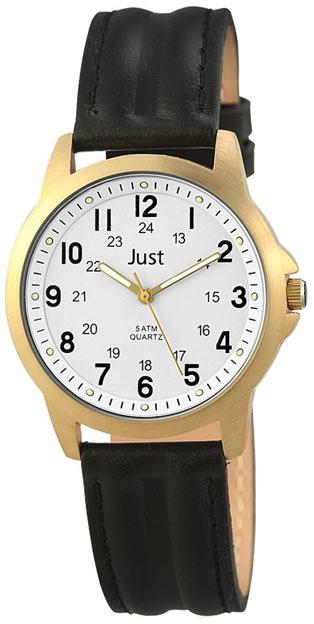 Купить Наручные часы мужские Just 48-S9227G-WH-GD