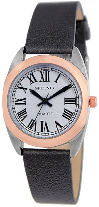 Женские наручные часы Спутник Л-200551/6 (бел.) ч.р.