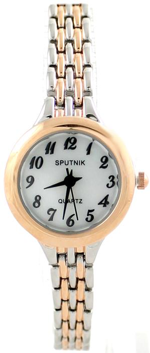 Женские наручные часы Спутник Л-882800/6 (перл.)