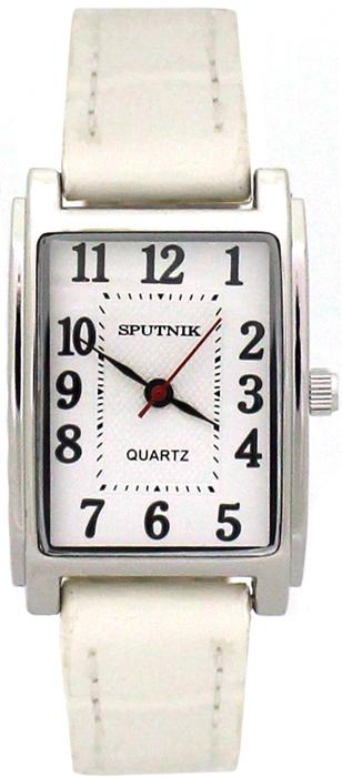 Женские наручные часы Спутник Л-200850/1 (сталь) б.р.