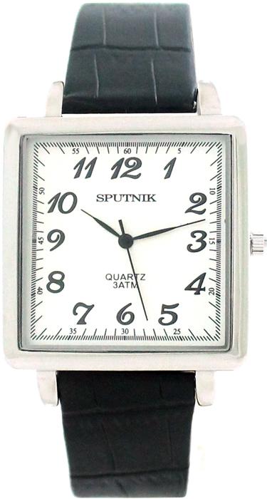 Мужские наручные часы Спутник М-857990/1 (сталь)