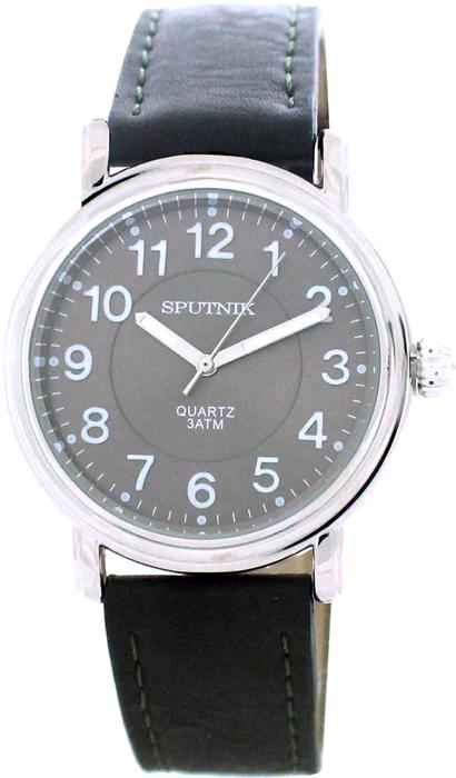 Мужские наручные часы Спутник М-858040/1 (сер.)