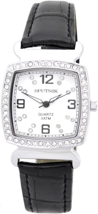 Женские наручные часы Спутник Л-300430/1 (бел.) ч.р.