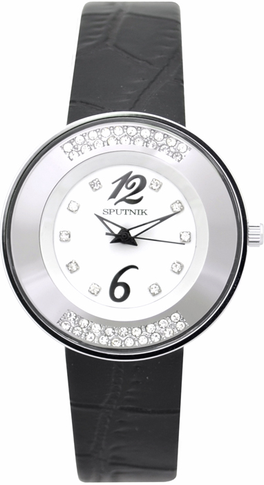 Женские наручные часы Спутник Л-300450/1 (бел.) ч.р.