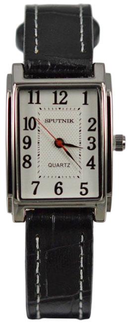 Женские наручные часы Спутник Л-200850/1 (сталь) ч.р.