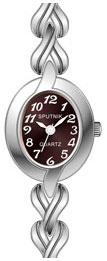 Женские наручные часы Спутник Л-882810/1 (корич.)