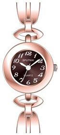Женские наручные часы Спутник Л-882880/8 (корич.)
