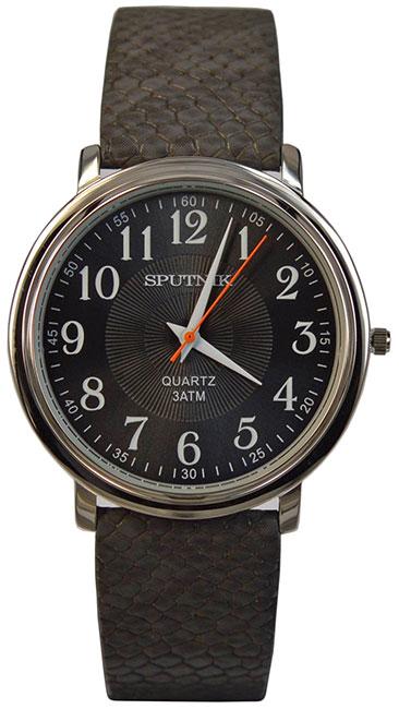 Мужские наручные часы Спутник М-858140/1 (сер.)