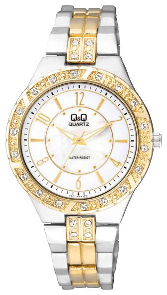 Женские наручные часы Q&Q F511-404