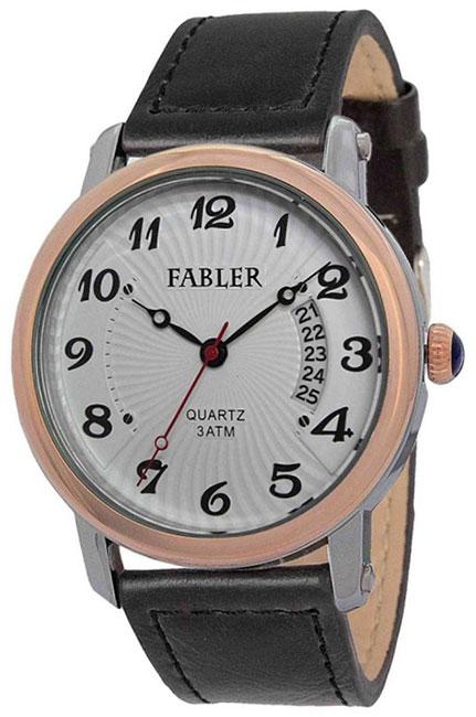 Наручные часы мужские Fabler FM-710100/6 (бел.)