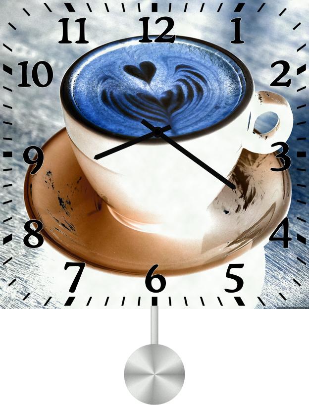 Настенные часы SvS 6011710 Форма одежды