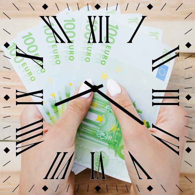 Настенные часы SvS 5001686