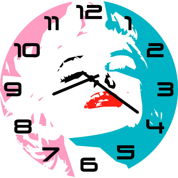 Настенные часы SvS 6002484