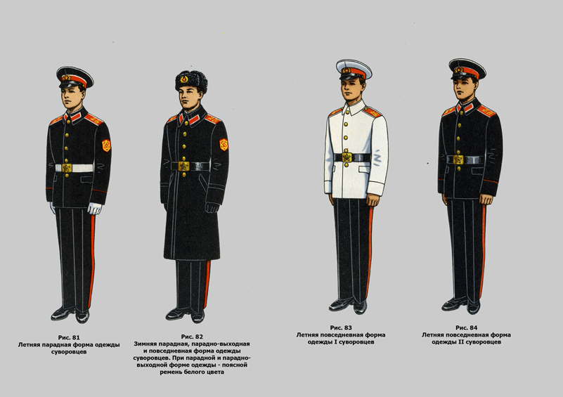 картинки парадная форма сухопутных войск ссср вам