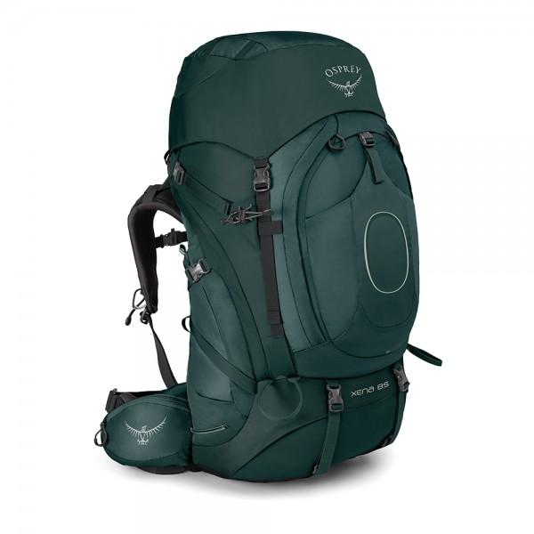 Рюкзак Xena 85 WM Canopy Green, 1033855.146, Экспедиционные рюкзаки - арт. 1032870270
