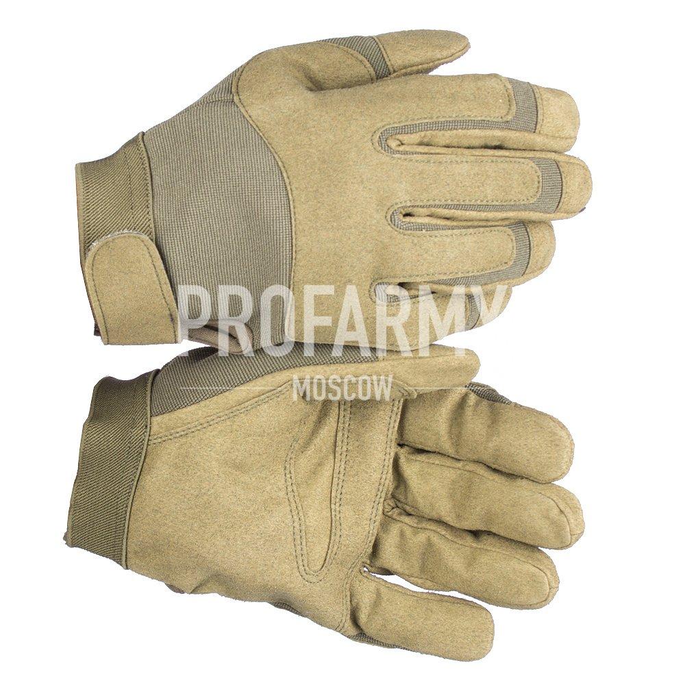 Перчатки Army олива 12521001