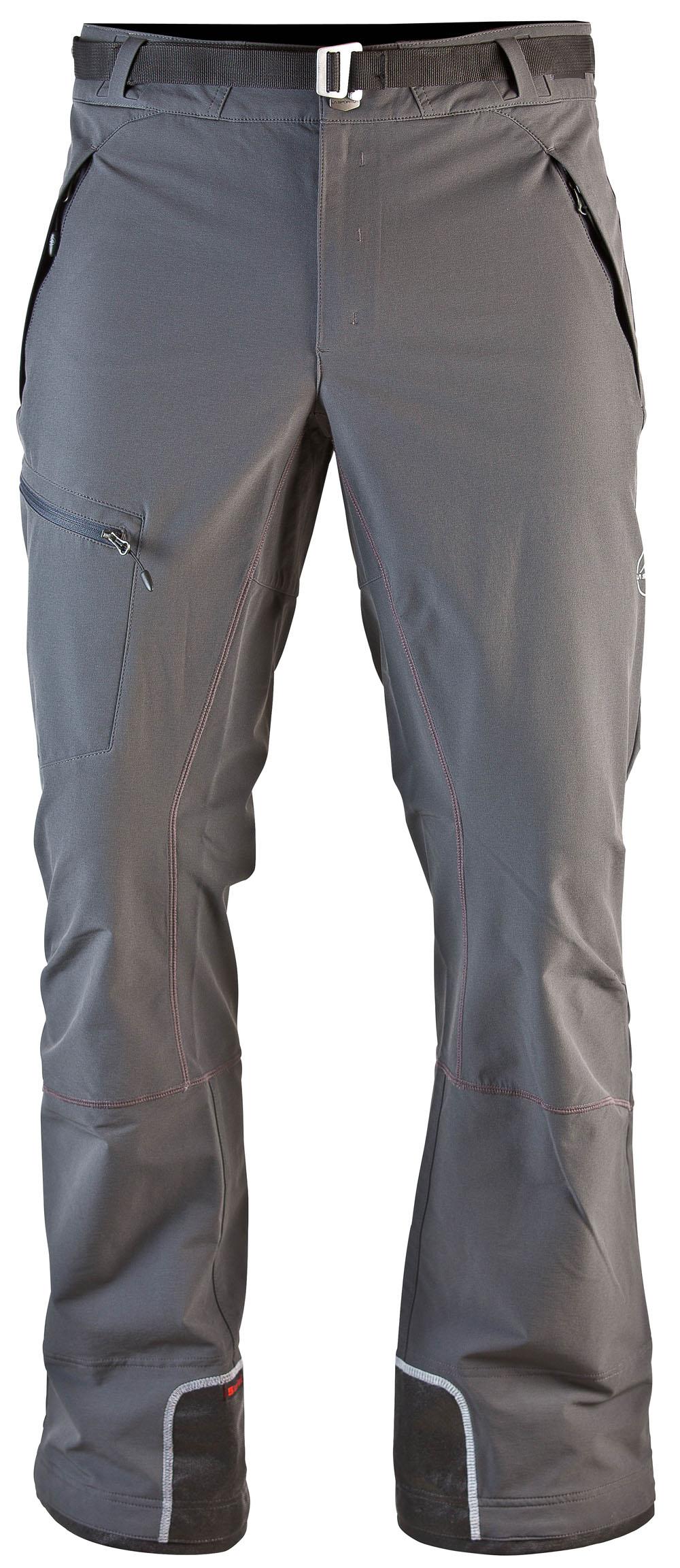 Брюки Trango Pant M Grey, B50GR, Брюки Softshell - арт. 315060346