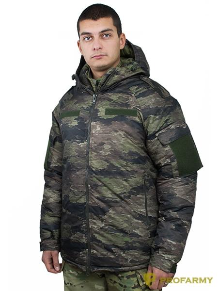 Куртка зимняя ВКБО оксфорд (Tiger 3D)