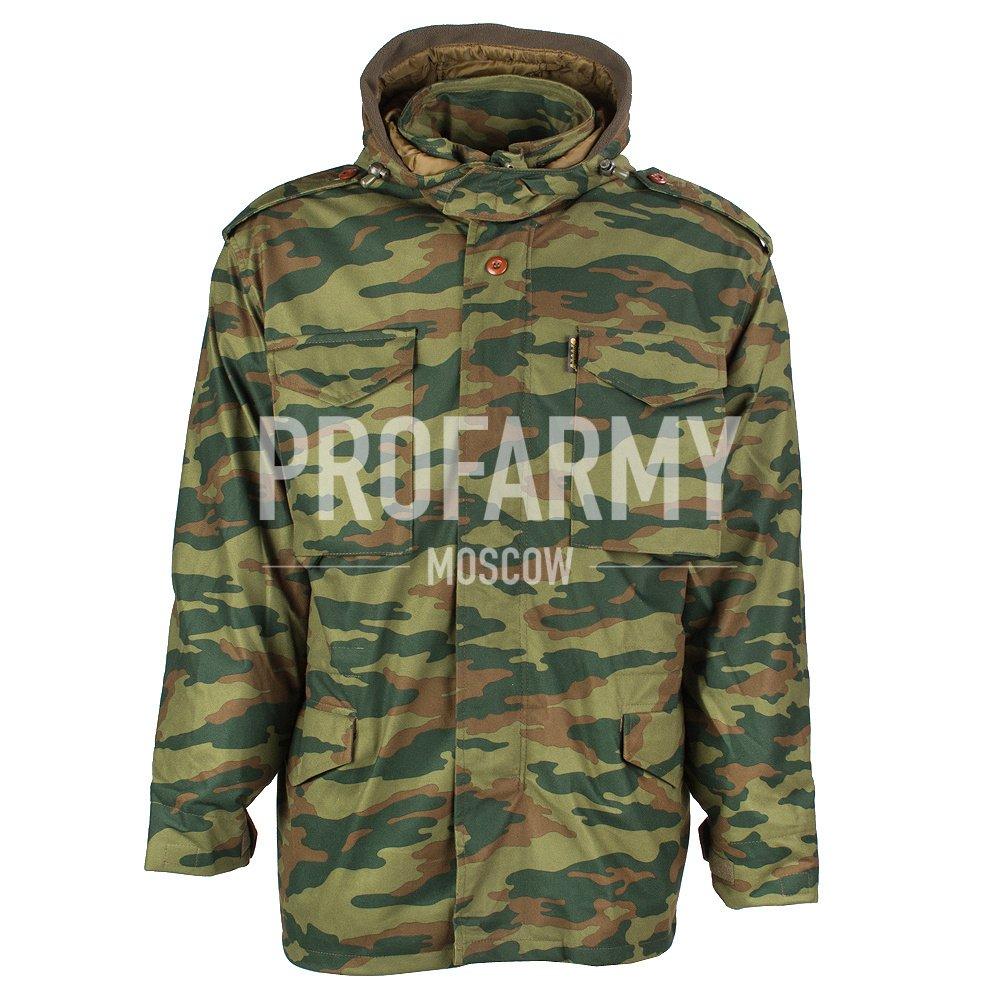 Куртка М-65 в комплекте (флора), Демисезонные куртки - арт. 916590334
