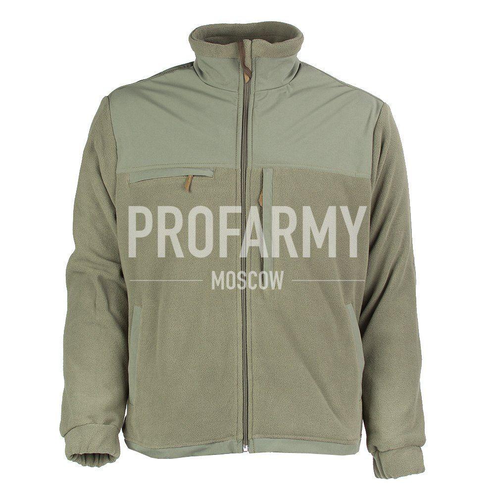 Куртка HUSKY-3 2LPF260 (олива), Куртки из Polartec и флиса - арт. 1049560330