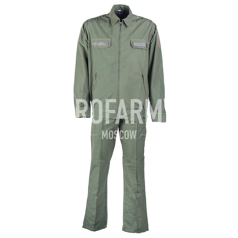 Костюм офисный Тип Б (защитный) длинный рукав, RipStop, Форменные костюмы - арт. 863840247