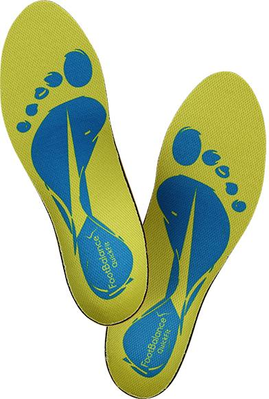 Стельки FB QuickFit Narrow MidHi р-р, Уход за обувью - арт. 301290214