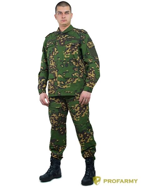 Костюм защитно-маскировочный КЗМ К-2, панацея (лягушка), Тактические костюмы - арт. 1051310259